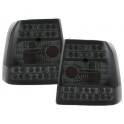LED taillights VW Passat 3B Sedan_97-01_black/smoke
