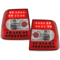 LED taillights VW Passat 3B Lim. 97-01_red/crystal
