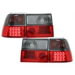 LED taillights VW Corrado 88-95_red/smoke
