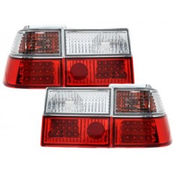 LED taillights VW Corrado 88-95_red/crystal