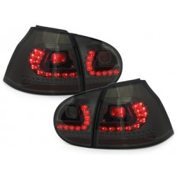 LITEC LED taillights VW Golf V 03-09_smoke