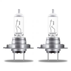 Pack de 2 ampoules H7 NIGHT BREAKER® SILVER +100% GEN2 OSRAM 64210NBS-HCB