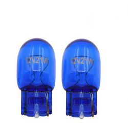 2 X Birnen W21/5W T20 6000 K PLASMA HOD - Frankreich-XENON