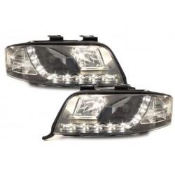 DECTANE headlights AUDI A6 4B 97-01_daytime running light_bla