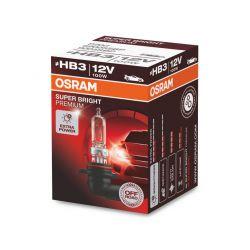 1x HB3 9005 100W OSRAM SUPER BRIGHT PREMIUM 9005 P20d