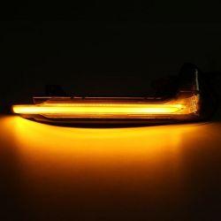 Wiederholer dynamische Hintergrundbeleuchtung LED Scrolling AUDI A6 C7 2011 - 2018