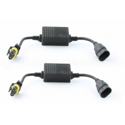 2x 24v mistake proofing modules for LED kit h11 - truck multiplexed 24v