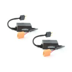 2x moduli anti-errore per kit LED H7 - Camion multiplex 24V