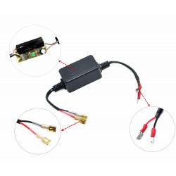 2x Anti-error modules for H1 LED kit - 24V Multiplexed Truck
