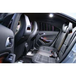 LED-Interieur-Paket - Klasse C W205 Coupe - LUXURY WEISS