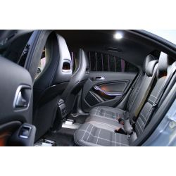 LED-Interieur-Paket - Chevrolet Aveo PH2 - WEISS