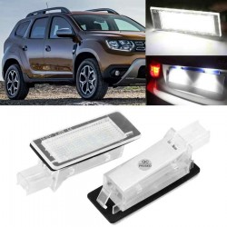 Dacia Duster back plate module pack from 2009