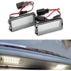 LED Targa Seat Ibiza 6K - 1 Leon 1M - Toledo