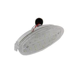 Module plaque arrière OPEL Astra F, Corsa B, Vectra B