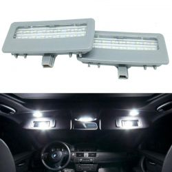 Pack modules d'intérieur LED BMW F01 F02 F03 F04 F07 F10 F11 - BLANC 6000K