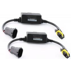 2x Modules anti-erreur pour kit LED H11 - Voiture Multiplexée