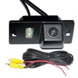 Caméra de recul AUDI filaire - plaque immatriculation