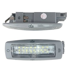 Dome Dachlampen LED VAG Yeti / Fabia / Superb / Beetle / Caddy / Golf Plus / Passat / Touran