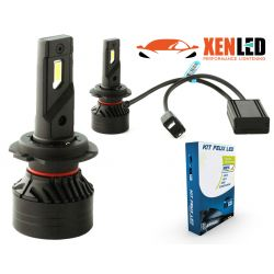 Lampadine LED H7 FALCON3 45W - 11000Lms reali - High Beam - 9-32V