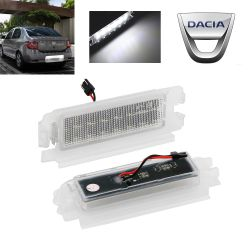 Dacia Logan 2 and Sandero 2 LED back plate module - Replaces 7700433414