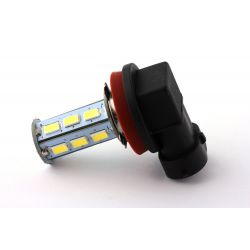 Ampoule H11 LED 18 SMD 5730 24V CAMION - PGJ19-X