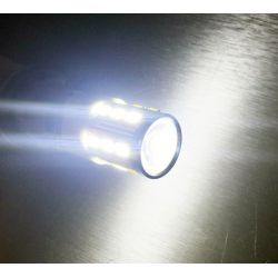 2x 21 LED SG Lampen - PY21W - Pure White 5000K