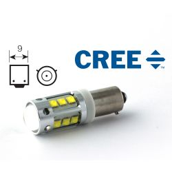 Lampadina H21W PERF 16 LED CREE  - BAY9S