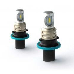 2 LED bulbs PH24WY - 1600Lms - LED 1860 - White color