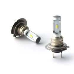 2 LED bulbs H7 - 1600Lms - LED 1860 - White color