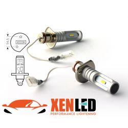 2 LED bulbs H1 - 1600Lms - LED 1860 - White color