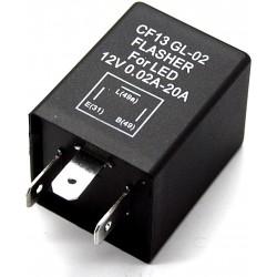 Relais CF13 GL-02 81980-50030 blinkendes LED 12V Flasher-Motorrad-Auto