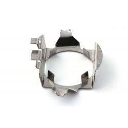 2 adapters LED bulbs VW Renault Skoda Porsche Opel Nissan Mercedes JAguar Ford BMW