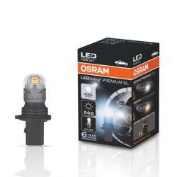 Ampoule LED P13W OSRAM LEDriving PREMIUM SL 5828CW PG18.5d-1 12V 3W