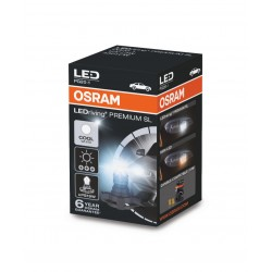 LED PS19W OSRAM LEDriving PREMIUM SL 5301CW 12V 3W PG20-1