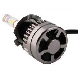 LED Bulbs Kit H7 XS9 60W 5200Lms Premium LED Pro - Lens Design