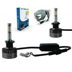 LED Bulbs Kit H1 XS9 60W 5200Lms Premium LED Pro - Lens Design