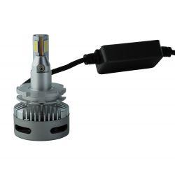 Kit 2 LED Bulbs D1S D3S N26 45W 11600Lms LED Pro - Lenticular Design
