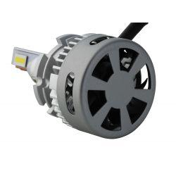 Kit 2 lampadine a LED D1S D3S N26 45W 11600Lms LED Pro - Design lenticolare