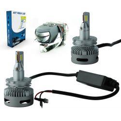 Kit 2 LED-Lampen D1S D3S N26 45W 11600Lms LED Pro - Lentikulares Design