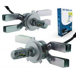 Kit lampadine a BiLED H4 12G 60W 5500Lms 6000K Premium LED - Lamelle