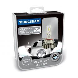 LED HB4 12V 24W P22d Megalight LED +200 6000K 2St Tungsram 60550 PB2