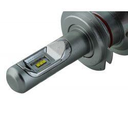 Kit LED Bulbs H7 12G 60W 5500Lms 6000K Premium LED - Slats