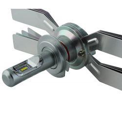 Kit LED-Lampen H7 12G 60W 5500Lms 6000K Premium LED - Lamellen