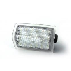 Pack 2 Türbeleuchtung LED-Module MERCEDES Classe A, Classe B, Classe C, Classe E, Classe M