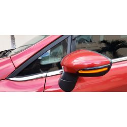 Repeaters dynamic LED backlit scrolling FORD Fiesta 2011 - 2018