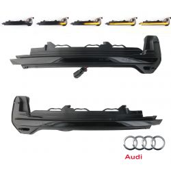 Repeaters dynamic backlighting LED scrolling Audi TT TTRS 8S, R8