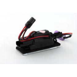 Pack 2 LED modules rear plate NISSAN Juke Qashqai NV200 X-Trail Navara Pathfinder Note Primera Micra