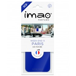 Fragrance - WEEK-END À PARIS - IMAO - upscale - WHITE