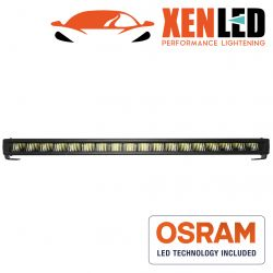 Barre led xenled - PROFIL RANGE 22 - 90W  - approved R112 and R10 - 21