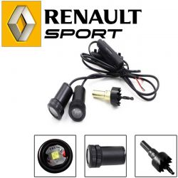 2x Coming Home logo to drill - RENAULT SPORT